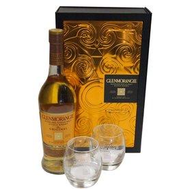 Glenmorangie Whisky Geschenkset mit 2 Original Whiskytumblern