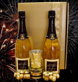 Louis de Sacy Champagner Grand Cru Präsent Deluxe