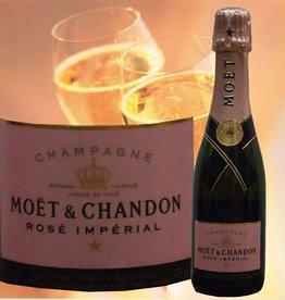 Moet & Chandon Champagner Rosé brut Impérial demi bouteille