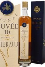 Cognac L'heraud Cuvée 10