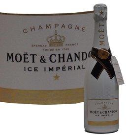 Moet & Chandon Champagner Imperial Ice für spontanen Champagnergenuß auf Eis