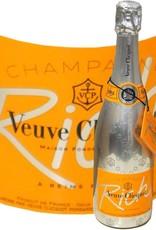 Veuve Clicquot Champagner Rich der Cocktail-Champagner zum Mixen und auf Eis genießen