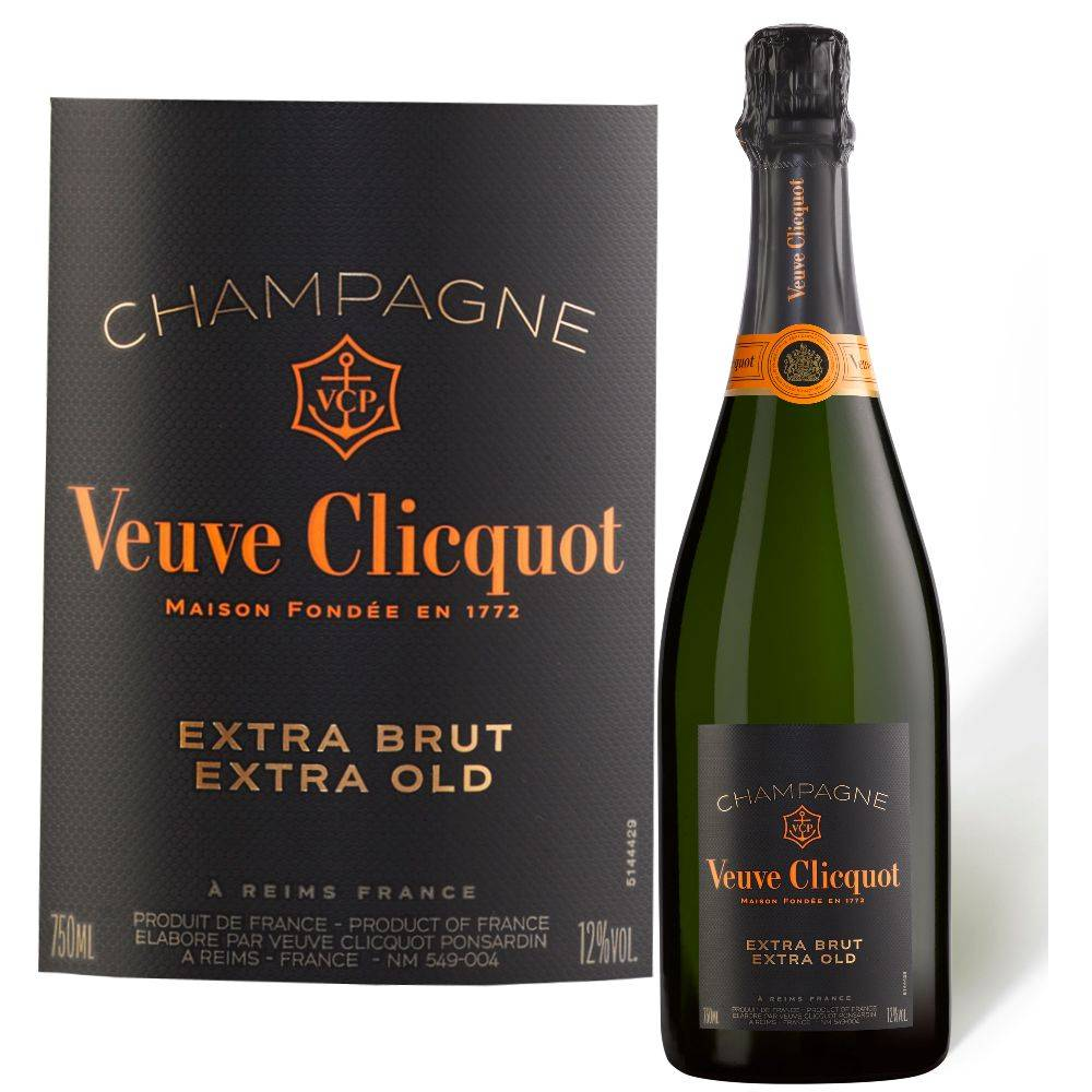 Veuve Clicquot Champagner XO EXTRA BRUT Extra Old