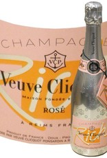 Veuve Clicquot Champagner Rich der Cocktail-Champagner zum Mixen und auf Eis genießen in Rosé