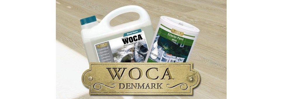 Click Here to go to the Woca showroom