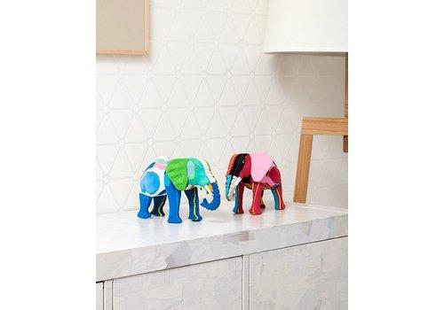 L'éléphant (modèle moyen)