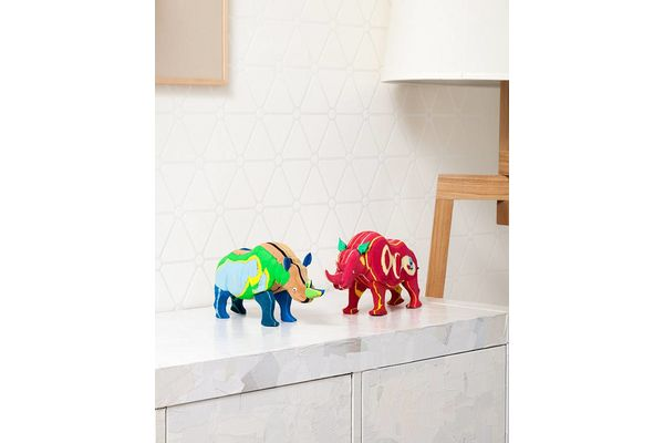 Ocean Sole Le rhinocéros (modèle moyen)