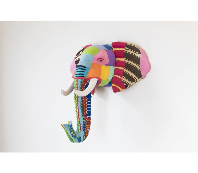 Elephanten Trophäen