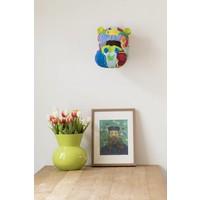 Hippo trophy head