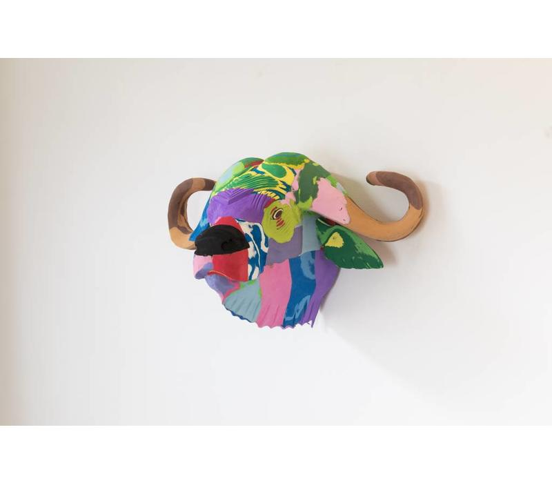 Wasserbuffalo Trophäen