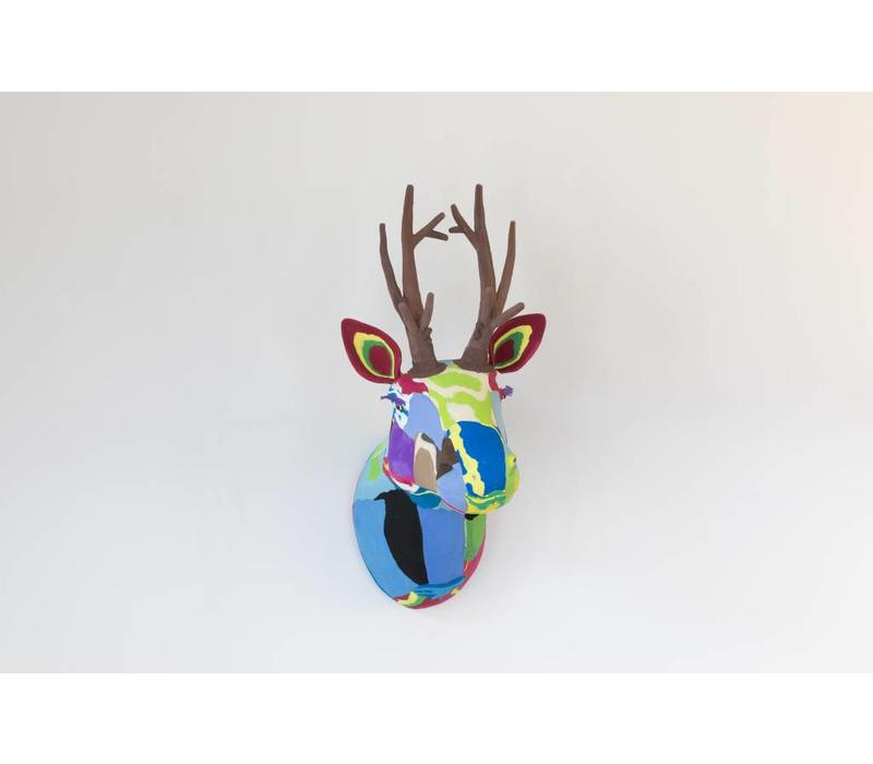 Reindeer trophy head