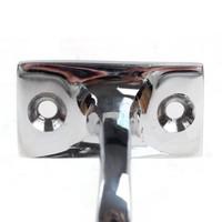 Handlaufstütze 68mm - Nickel poliert