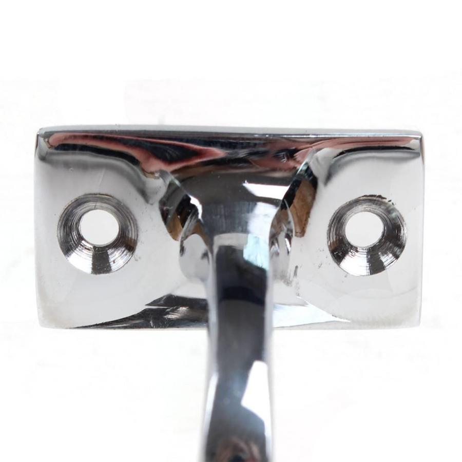 Handlaufträger 68mm - Nickel poliert
