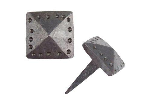 Schmiedeeisen Nagel 22 x 22 x 33mm