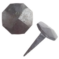 Schmiedeeisen Nagel 22 x 22 x 35mm - achteckig
