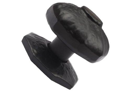 Einzelner rustikaler Türknauf - achteckig