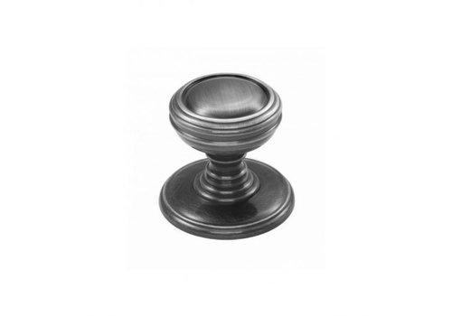 Möbelknauf 30mm - antikes Schwarz