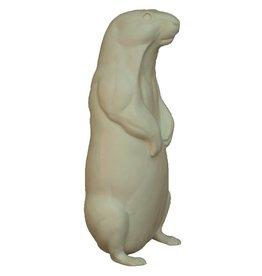 Alpenmarmot Zittend Large