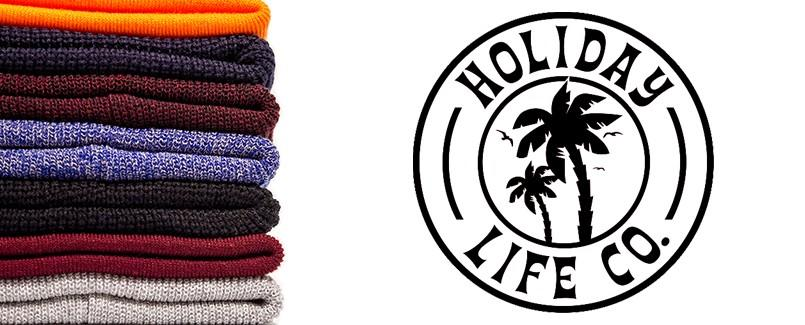 Holiday Life Co. Beanies