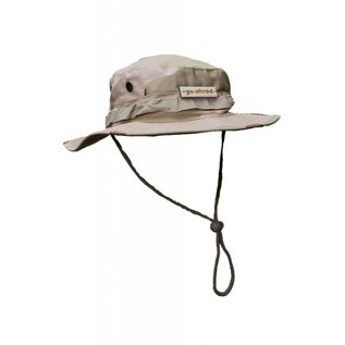 go-shred Clothing US GI-shred Hut (Desert Camo 3-Colour)