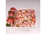 vlees salade 100+100 gratis
