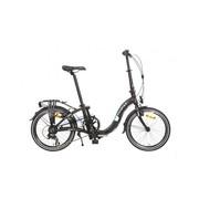 POPAL Folding Bike 20 inch Subway 201 6-speed fully aluminiuim