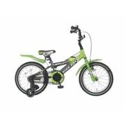 POPAL Boys Bicycle 12 inch Bike 2 fly with training wheels