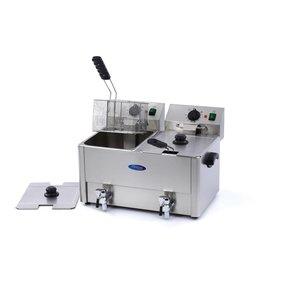 Maxima Electric Fryer 2 x 8L