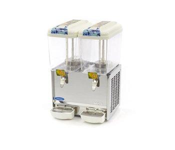 Maxima Drink Dispenser / Dranken Dispenser 2 x 18 Liter