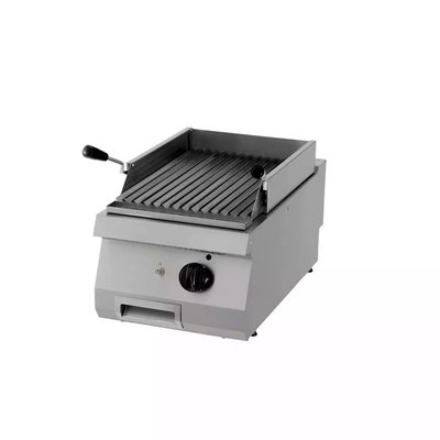 Maxima Heavy Duty Lavastone Grill - Single - Gas