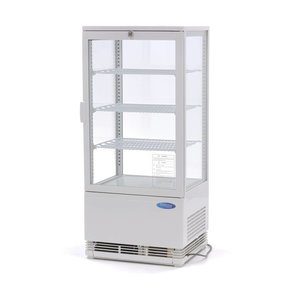 Maxima Refrigerated display 78L White