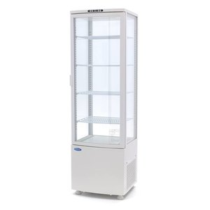 Maxima Refrigerated display case 235L White