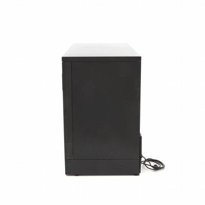 Maxima Deluxe Barkoeler / Displaykoeler / Flessenkoeler 3 Schuifdeuren