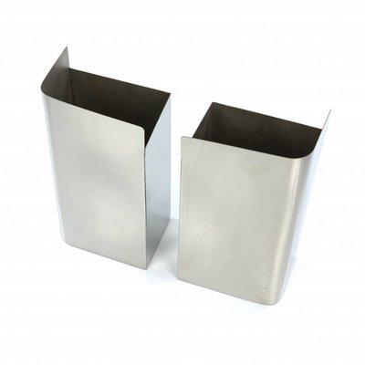 Maxima MAJ25 Stainless Steel Bins
