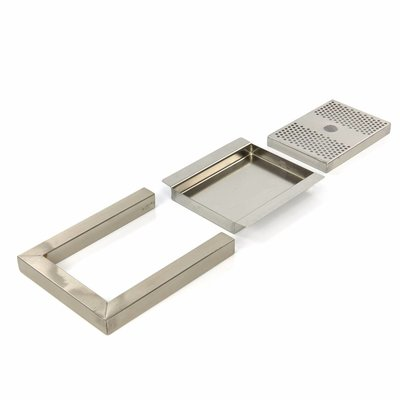 Maxima MAJ25-45 Metal Drip Tray Complete