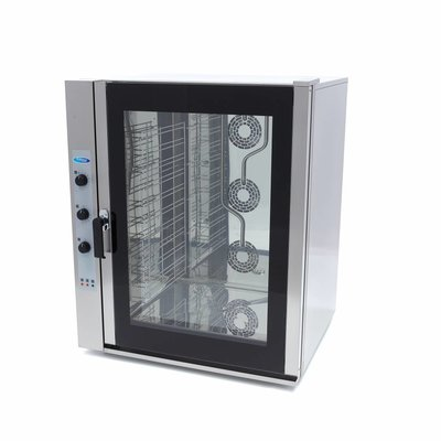 Maxima Deluxe Combisteamer 11 x 1/1 GN