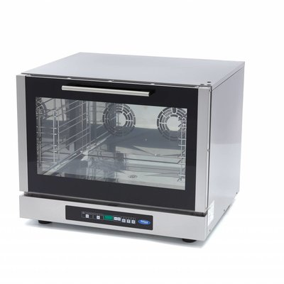 Maxima Digital Deluxe Combisteamer 4 x 1/1 GN