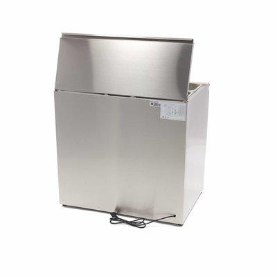 Maxima Kühltisch Saladette SAL900 SLT - 2 Türen
