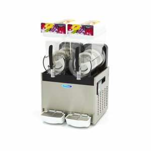 Maxima Slush / Granita Machine 2 x 15L
