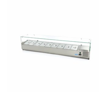 Maxima Countertop Refrigereated Display 200 cm - 1/3 GN