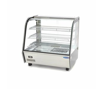 Maxima Deluxe Stainless Steel Hot Display 120L