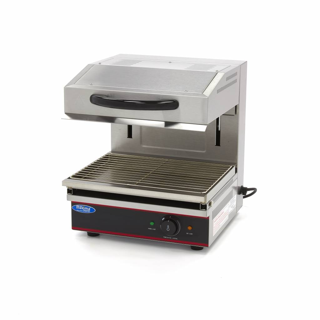 Maxima Deluxe Salamander Grill With Lift - 440X320MM - 2.8 KW ...