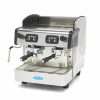 Maxima Espresso-Kaffeemaschine Elegance Gruppo 2 a href=