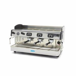 Maxima Espresso Koffiemachine Elegance Grande 3-Groeps
