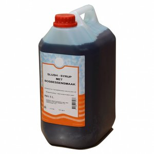 Maxima Slush Syrup Blueberry 5L