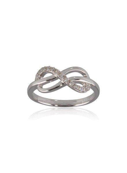 Infinity Ring Zirconia