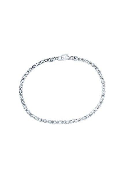 Armband Zilver met schakels