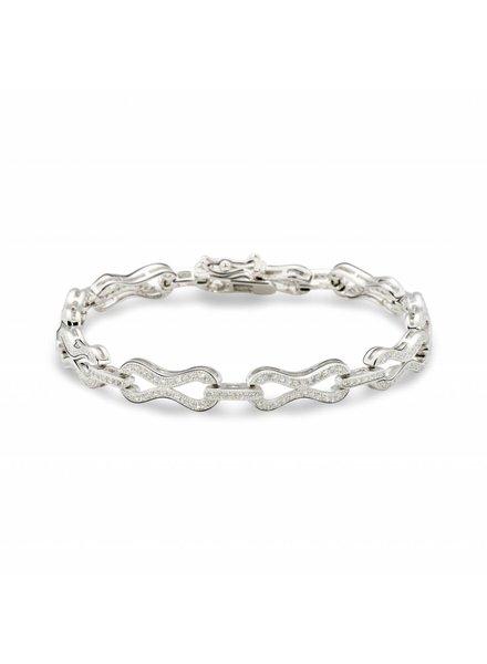Armband met Infinity
