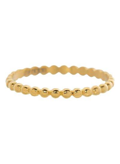 iXXXi Jewelry iXXXi Ring 2 mm bolletjes Goud – R2802-1