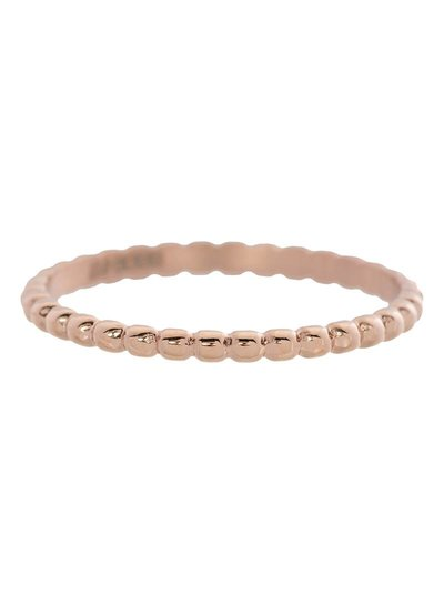 iXXXi Jewelry iXXXi Ring 2 mm bolletjes Rose – R2802-2